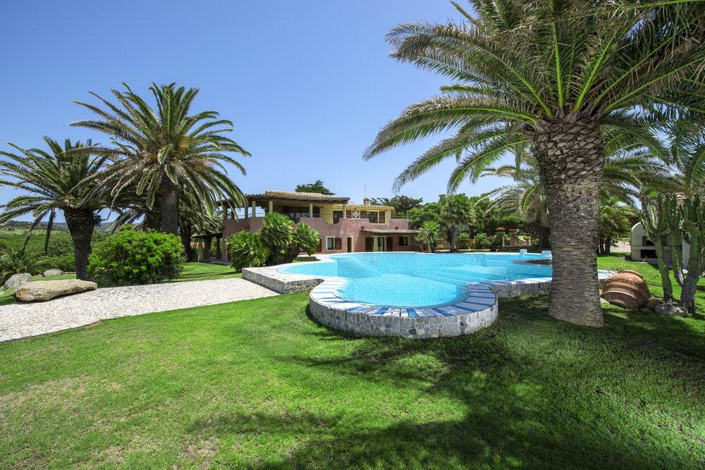 Villa Bentu Immobiliare Simius Affitti Case Vacanze